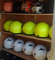 Helmet Selection
